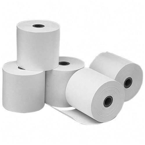 80x80mm Thermal Receipt Paper Rolls - Box 24